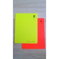 Set cartonase INSCRIPTIONATE pentru fotbal sau handbal