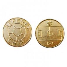 Moneda aurie fotbal